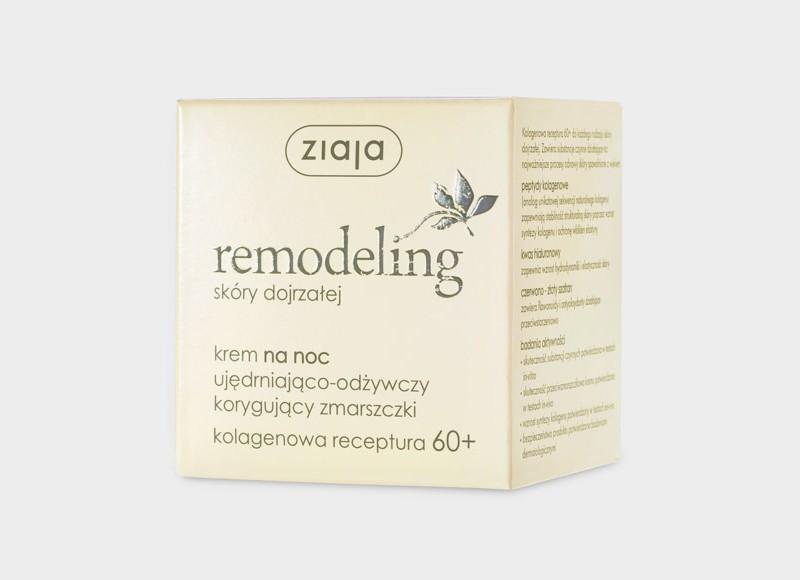 Ziaja, Remodelling Serie