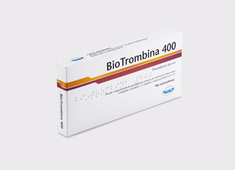 BioTrombina 400