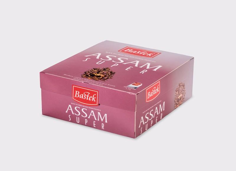 Bastek, Herbata Assam
