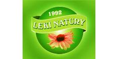 logo Leki Natury